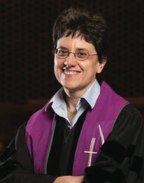 photo of Chaplain Laurie